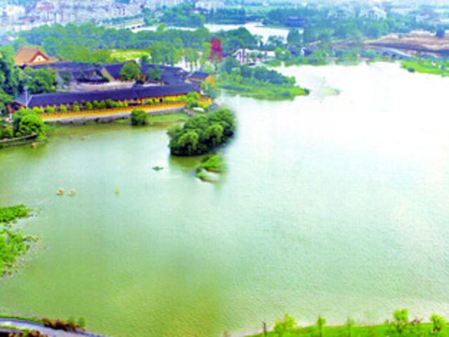 扬州瘦西湖-镇江南山景区自驾2日游>宿镇江丽景国际