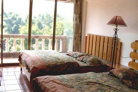 阳朔看得见风景的房间客栈