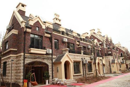 咸宁山泉河别墅温泉酒店