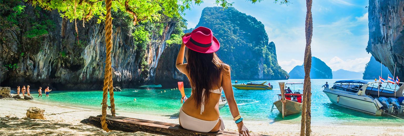 这些泰国的小岛你去过几个?