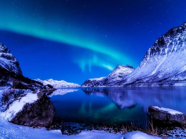 净化身心的极光和桑拿——芬兰