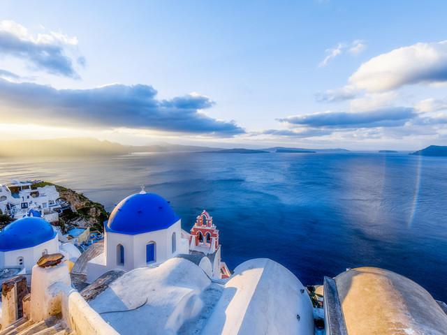 寻找最美爱琴海——希腊
