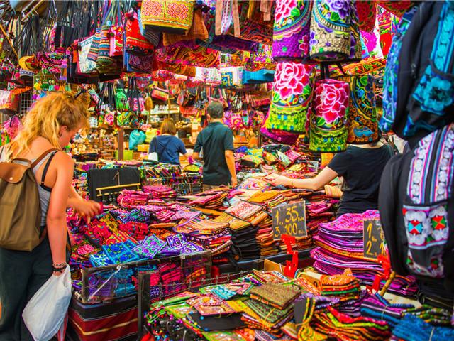 普吉岛夜市——普吉岛周末市场