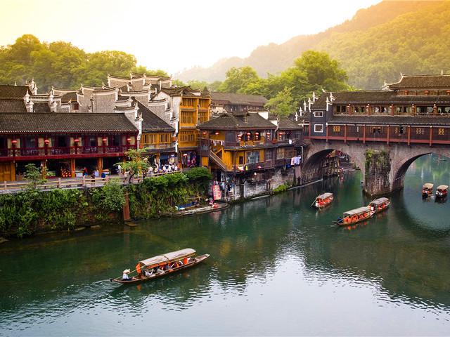 凤凰古城|湖南