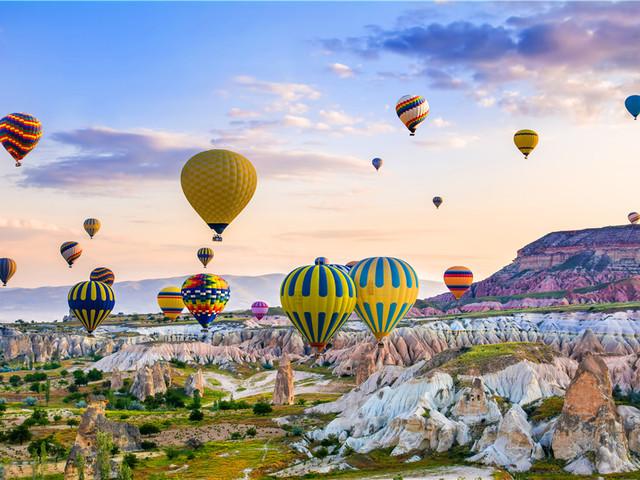 下半年境外游热门目的地——土耳其